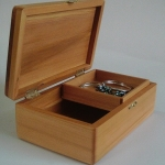 Makes a perfect starter jewellery box for a young lady
