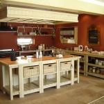 Pine Kitchen - Whitewashed