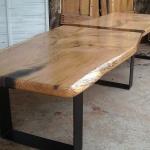oak wood slab