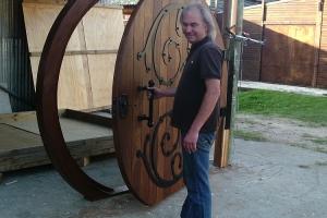 Woodcraft door