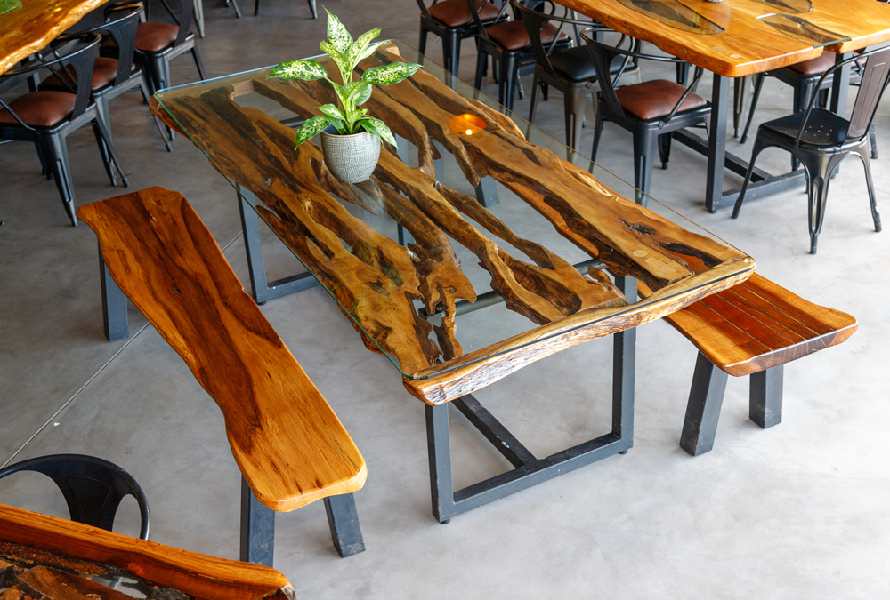 Rustic Furniture Log Furniture South Africa
