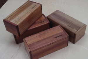 personalised wooden boxes